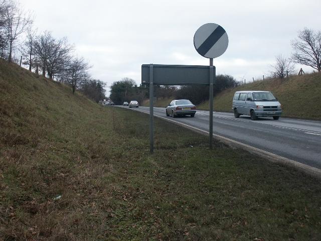 A140, Swainsthorpe