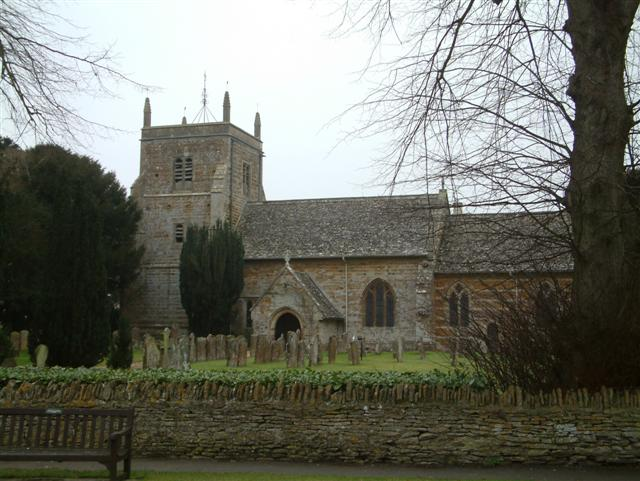 St Mary Magdalene Church, Duns Tew