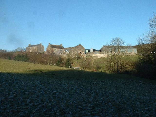 Lower Highfield Farm, near Halton