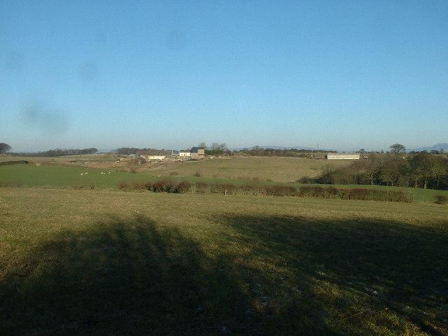 Middle Highfield Farm, near Halton