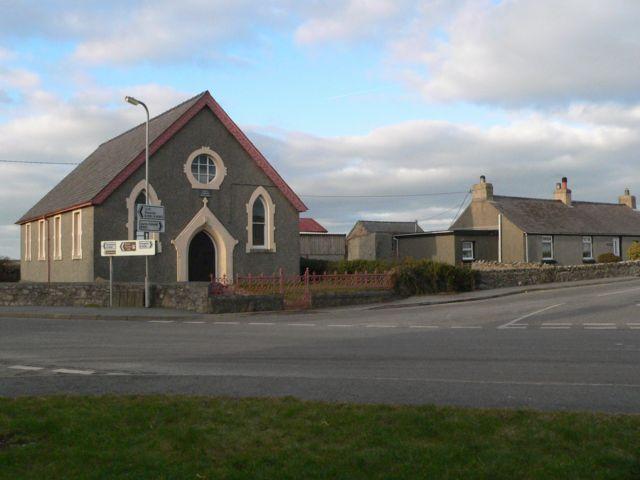 Trefor, Anglesey.