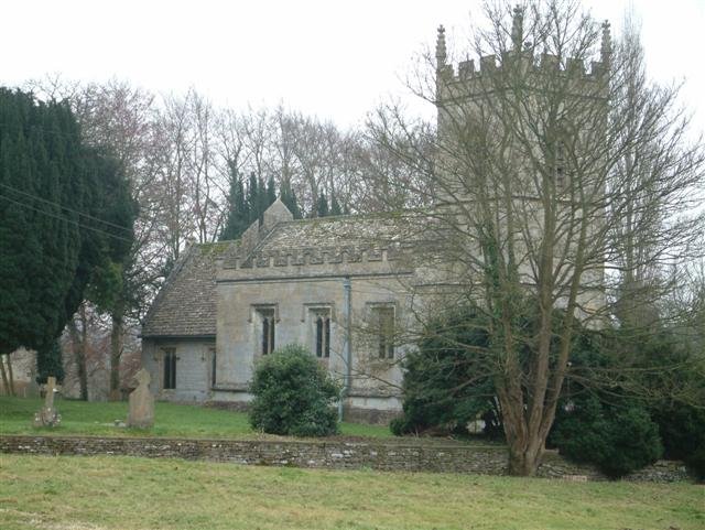 Church of St. Edward the Confessor, Westcote Barton.