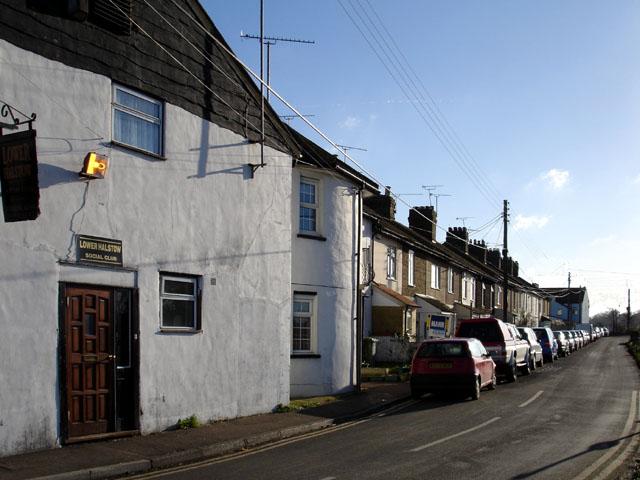 Westfield Cottages, Breach Lane