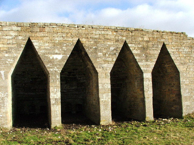 High Hartington Lime Kilns
