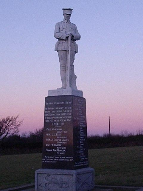 Hen Gapel Cemetery, Aberporth