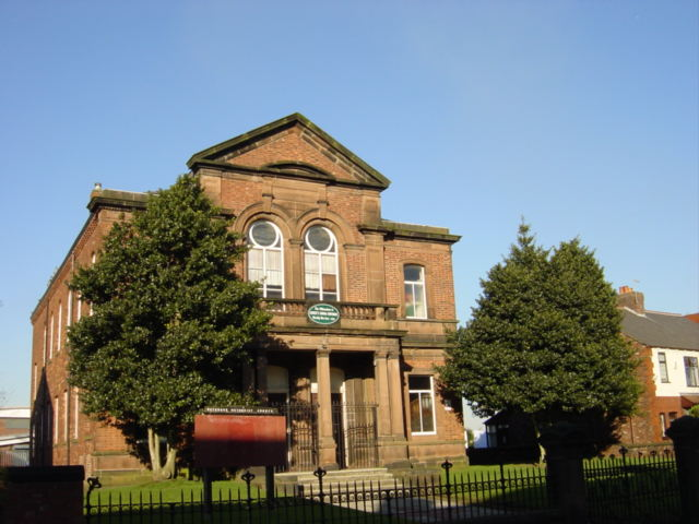 Nutgrove Methodist Church