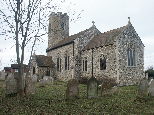 St Peter's Church, Swainsthorpe