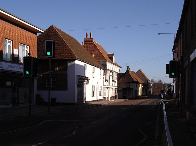 High Street, Newington