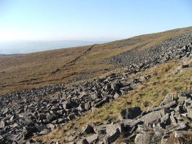 South side of Dodsons Hill.