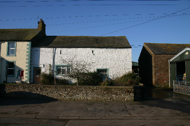 Old Farmhouse Blencogo