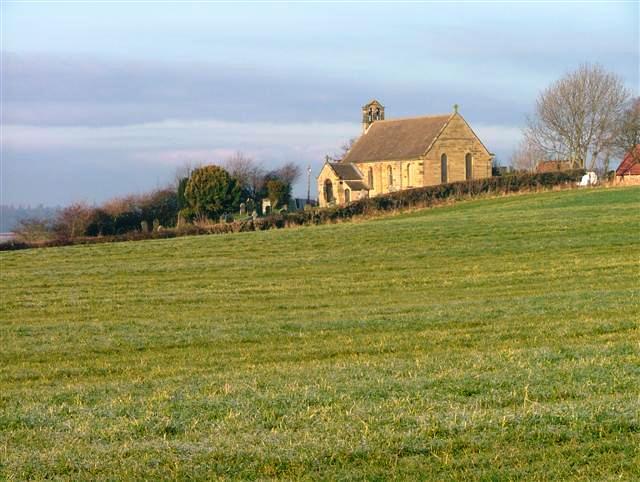 All Saints Church, Girsby