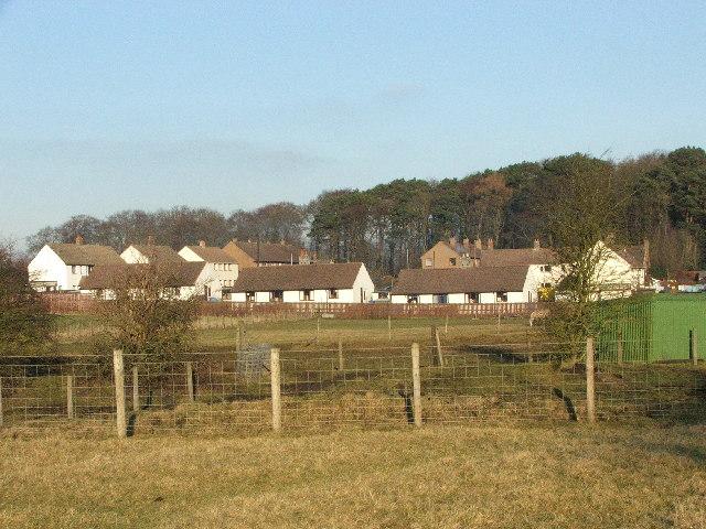Scots Gap Village
