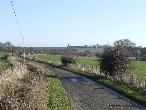 Cuddesdon Lane
