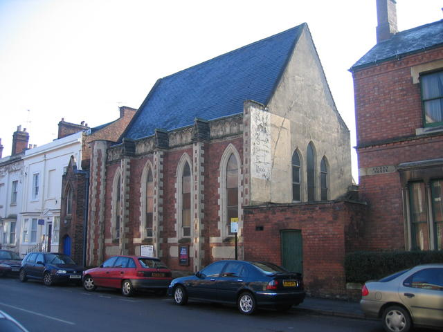 Gospel Hall, Leam Terrace