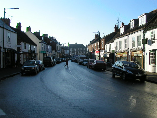High Street, Boroughbridge