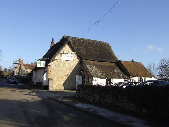 The Plough, Great Haseley