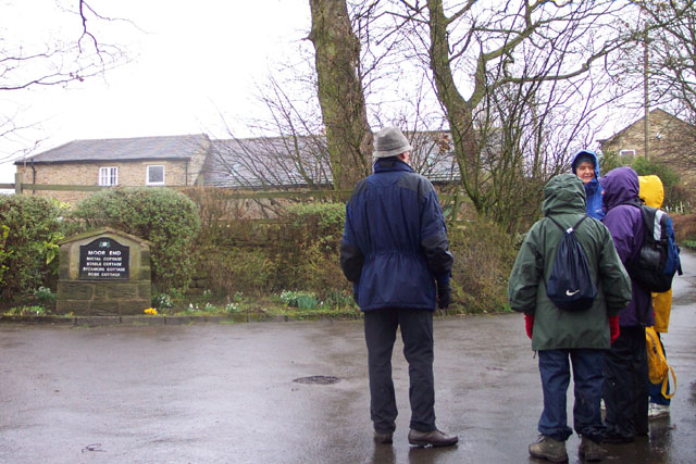 Dodworth Moor End Farm, near Silkstone Common
