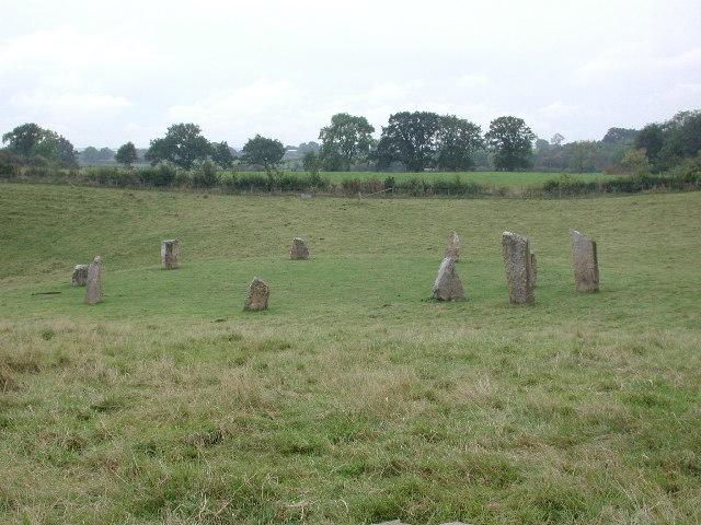 Grewelthorpe Stone Circle