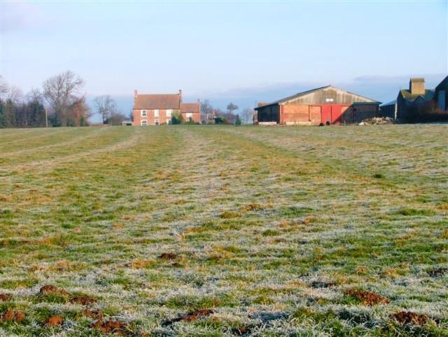 Ridge and Furrow, Girsby Greens