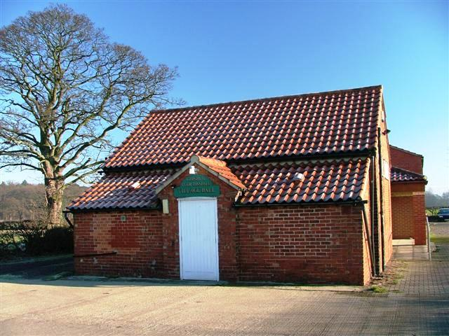 Girsby and Over Dinsdale Village Hall
