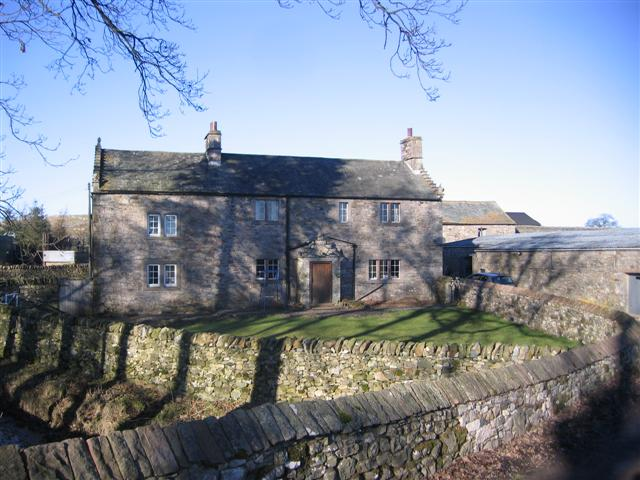 Berrier End Farmhouse.