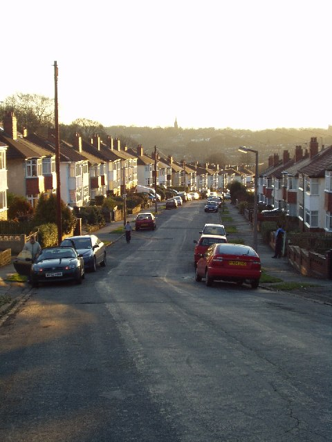 Church Avenue, Meanwood, Leeds