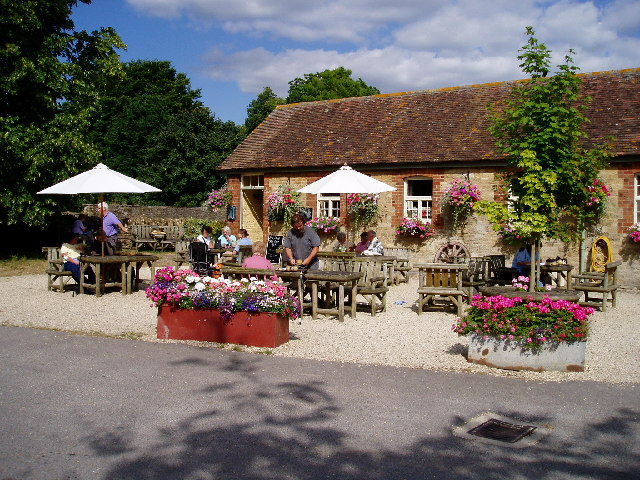 National Trust Tearoom, Lacock Village