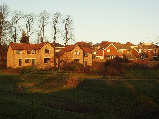 Parkside Green, Meanwood, Leeds