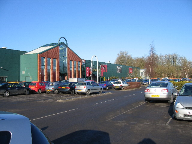 Department store Melksham
