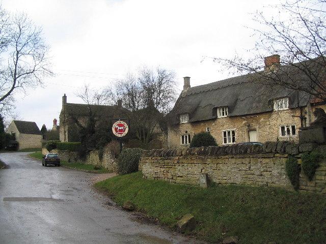 Jackson Stops Inn at Stretton