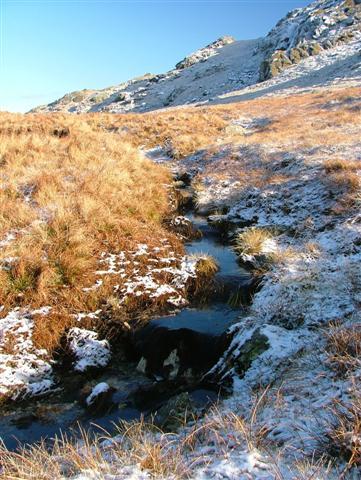 Stream Below Allen Crags