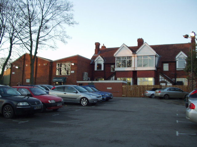 Chapel Allerton Lawn Tennis and Squash Club, Wensley Avenue, Leeds