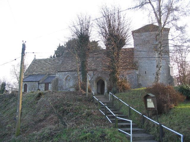 St. Peter, Little Cheverell