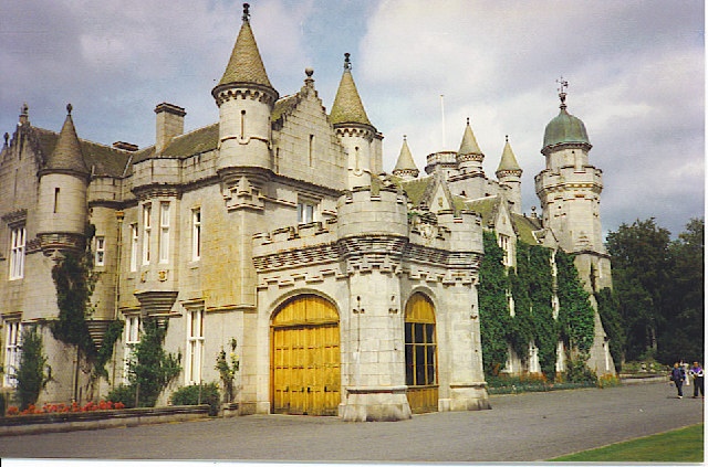 Scottish Baronial Balmoral Castle.