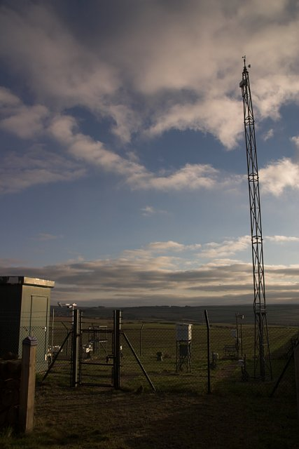 Loftus Weather Station