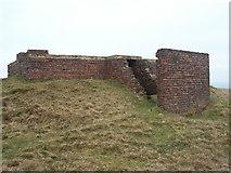 SE0021 : Starfish bombing decoy control bunker, Slate Delf Hill by Phil Champion