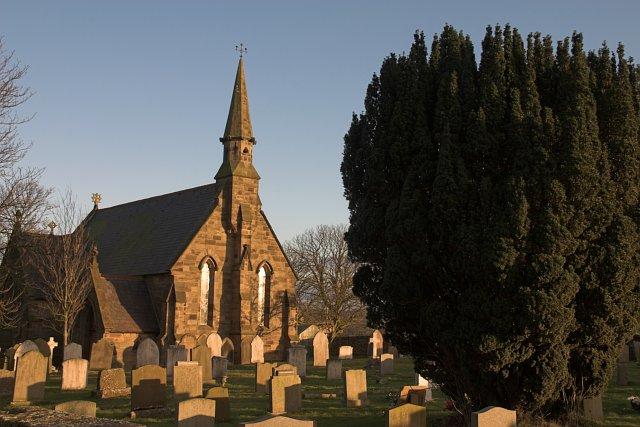 Christ Church - Ugthorpe