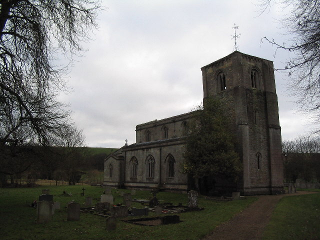 Church of St Stephen, Careby