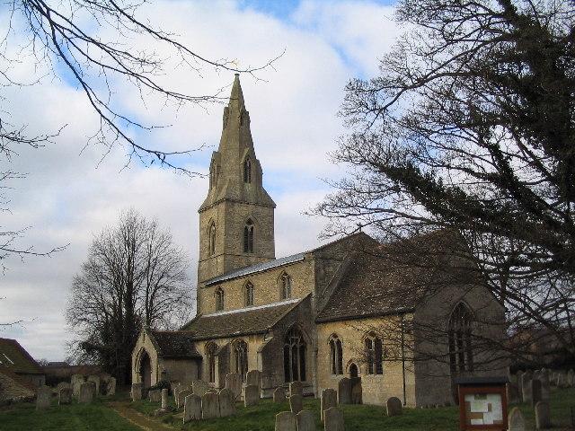 Church of St Stephen, Carlby