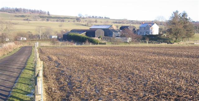 Ghyll Head Farm.