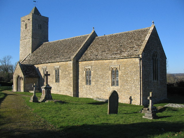 St. Leonards, Farleigh Hungerford