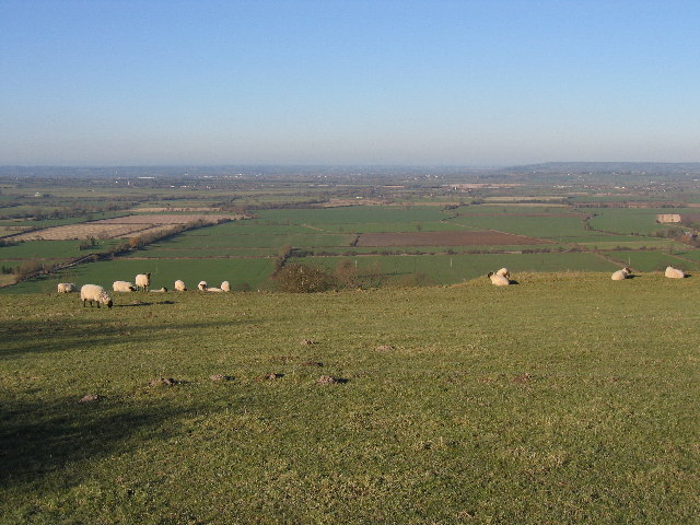 view north from Old Coach Road Tinhead