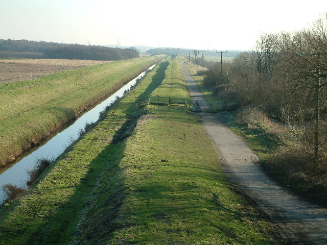Cheshire Lines Cycle-way