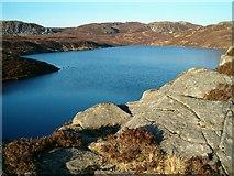 NM9301 : Loch na Creige Maolaich by Patrick Mackie