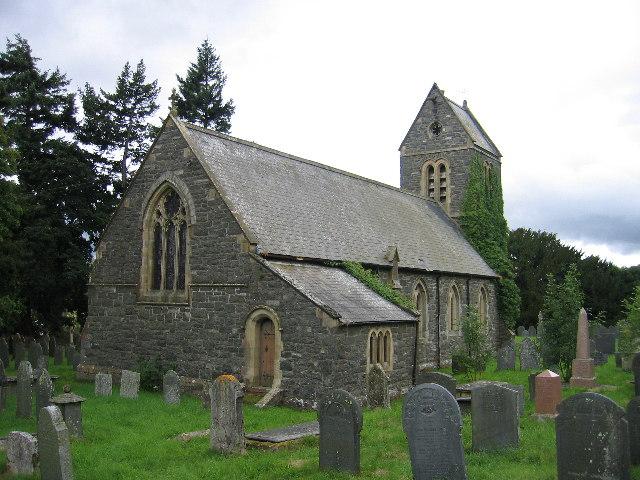 Llanfor Church