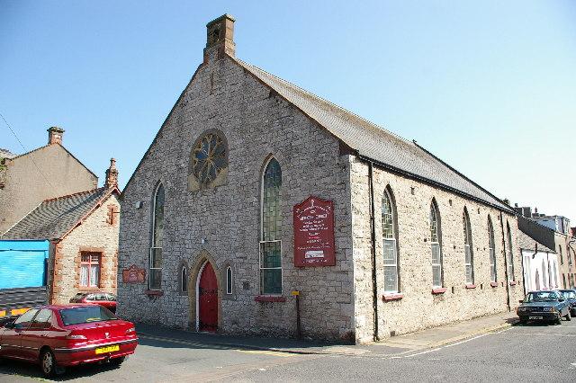 Dalton in Furness Methodist Church