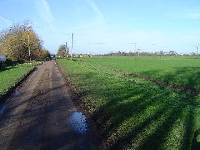 Conquest Drove, near Farcet