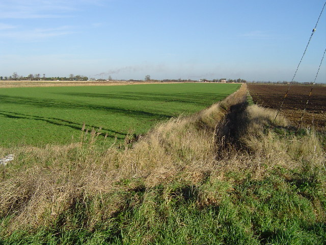 Johnson's Land, SE of Farcet