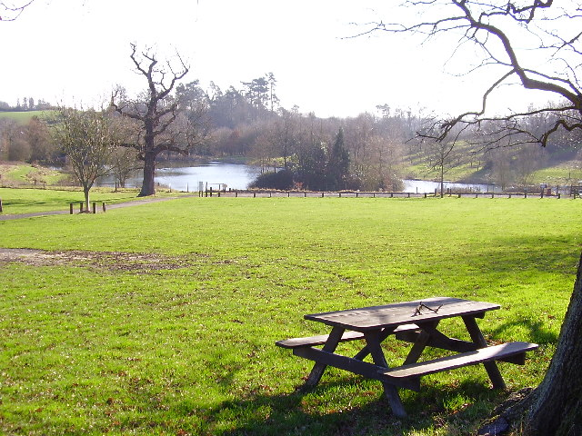 Hungerford Lake at Priory Farm, South Nutfield