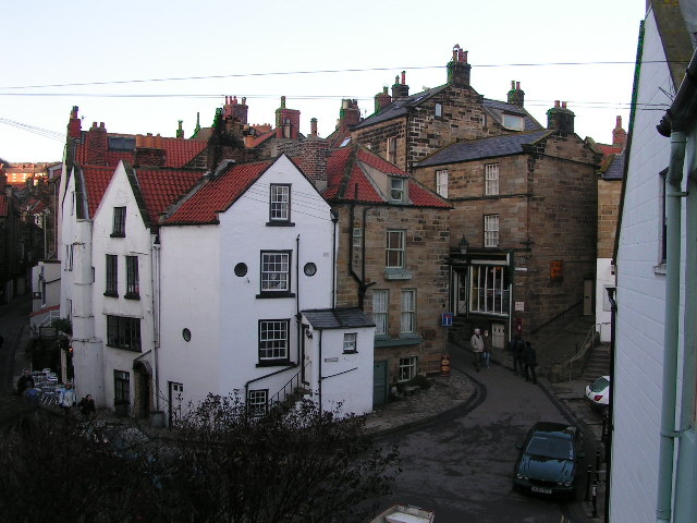 Dock Cottages, Robin Hood's Bay